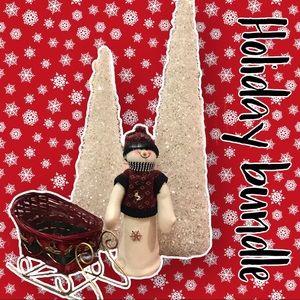 Other - Holiday bundle of Christmas decor